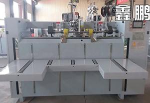 BDJ-2000A型高速半自动钉箱机