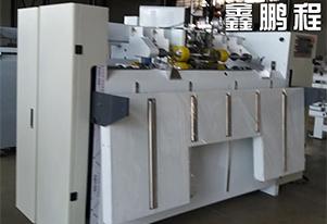 青岛高速半自动钉箱机